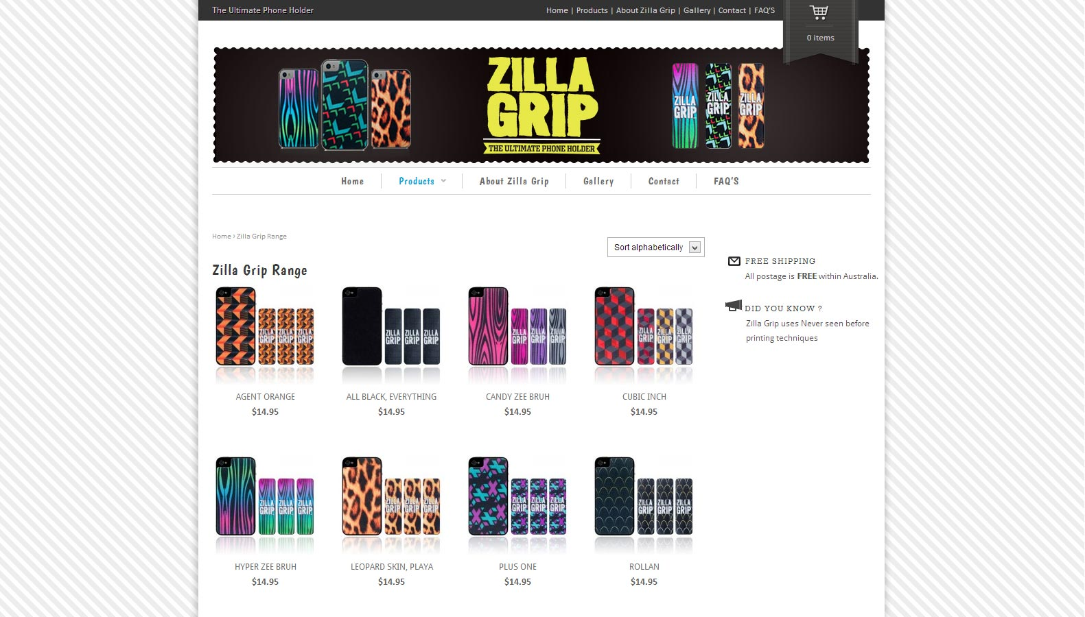 Zilla_products